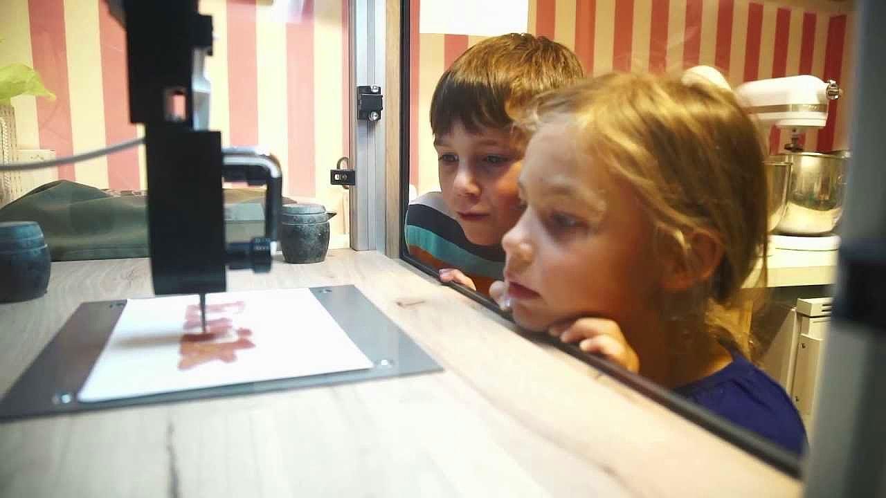 5 лучших 3D-принтеров для детей. Видео