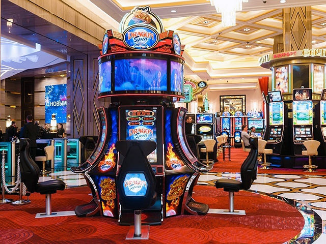 A new program of drawings at Sochi Casino & Resort has been launched