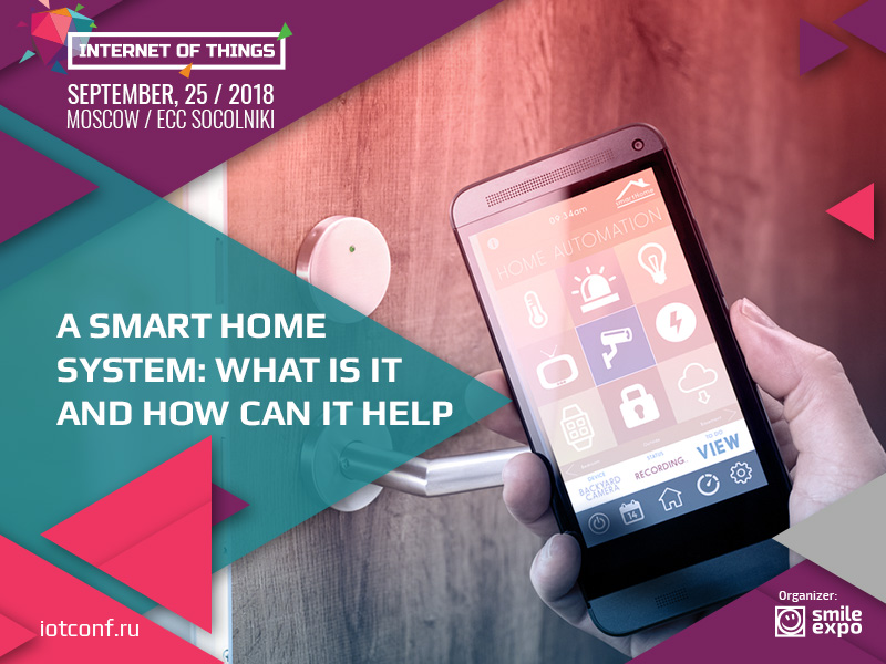 A smart home system: what is it and how can it help