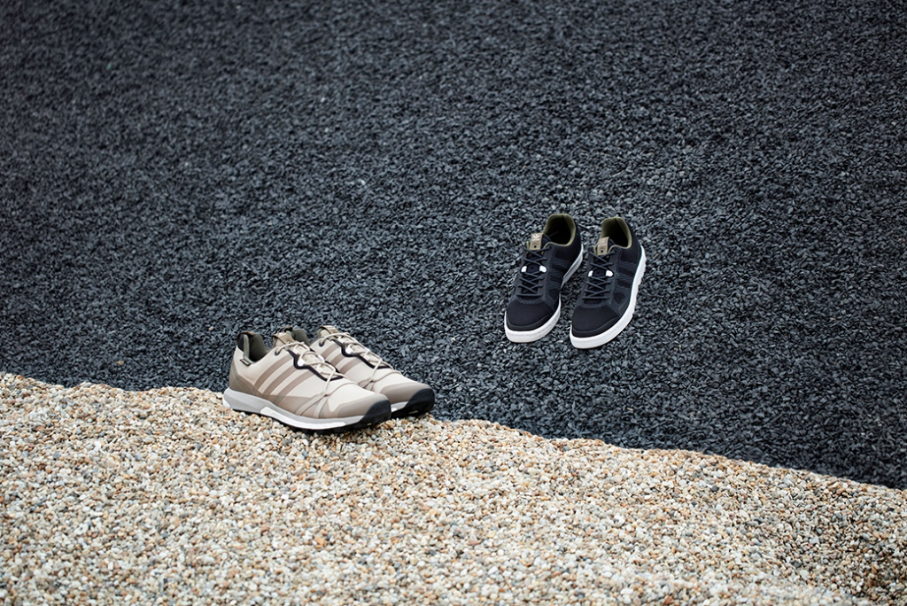 adidas Consortium × Norse Projects – торжество формы и функциональности