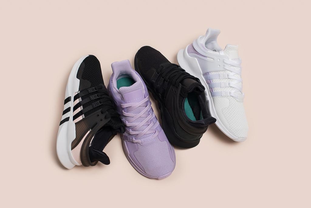 Adidas Originals EQT Support ADV – обновление легендарной линейки сникеров