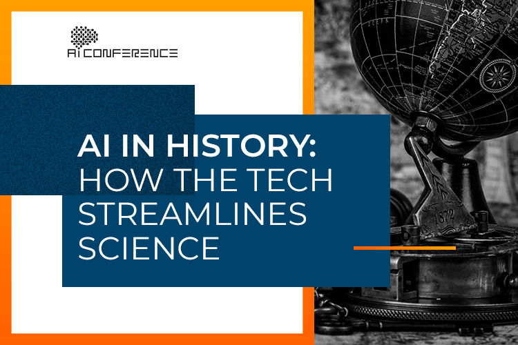 AI in history: how the tech streamlines science