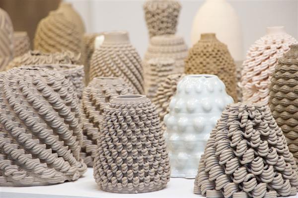 Американцы решили использовать 3D-принтер для печати изделий из керамики и фарфора