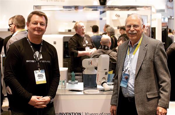 Американцы создали робопринтер для 3D-печати