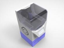 Английская компания Fripp Designs представляет силиконовый 3D-принтер Picsima silicone