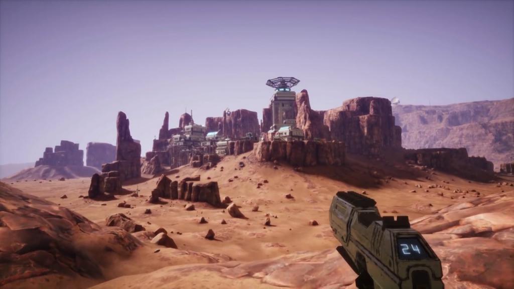 Анонс долгожданной игры Memories of Mars