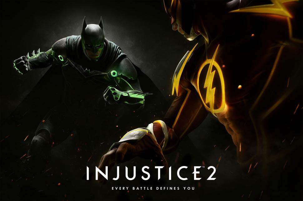 Анонс Injustice 2: Бэтмен и Супермен против всех