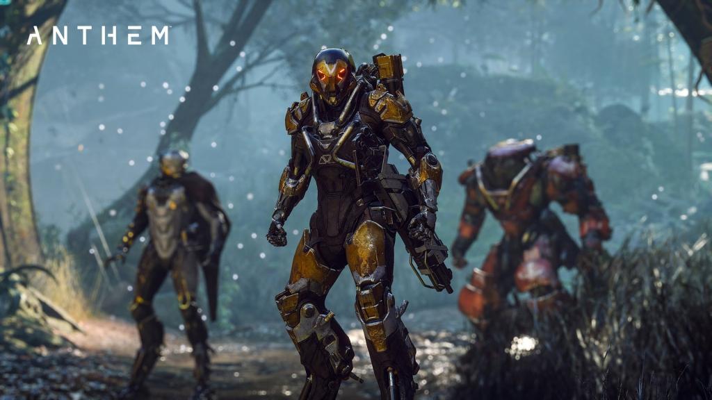 Anthem: то, чего мы ожидали от BioWare все эти годы