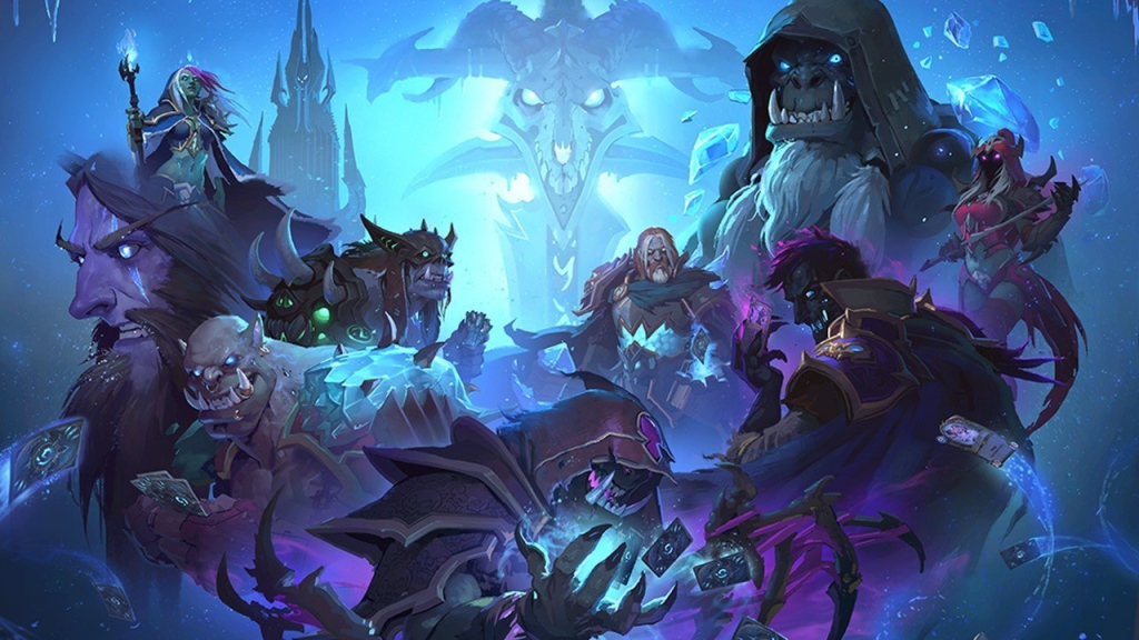 Knights of the Icy Throne update for Hearthstone to be released this week!