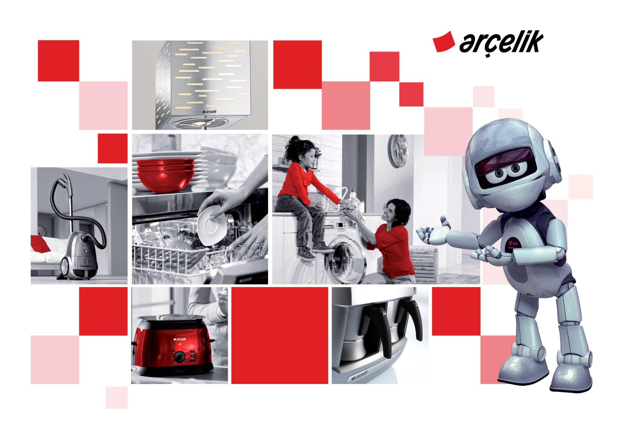 Arçelik призывает производителей пластмасс скорее внедрять 3D-печать