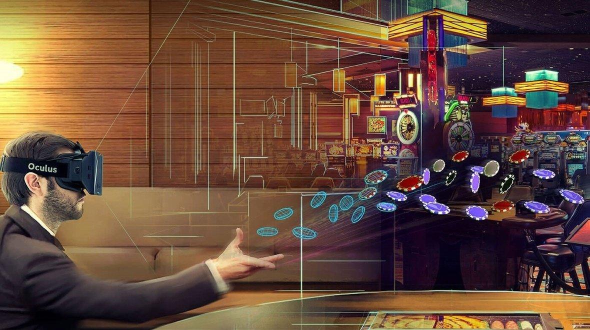 AR/VR technologies in gambling