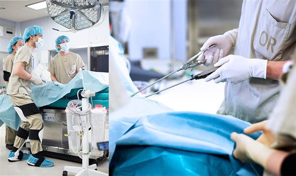 Archelis будет поддерживать хирургов во время операции