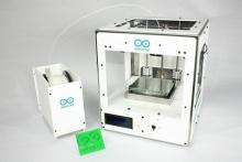 Arduino Materia 101 — 3D-принтер стоимостью менее 1000 долларов
