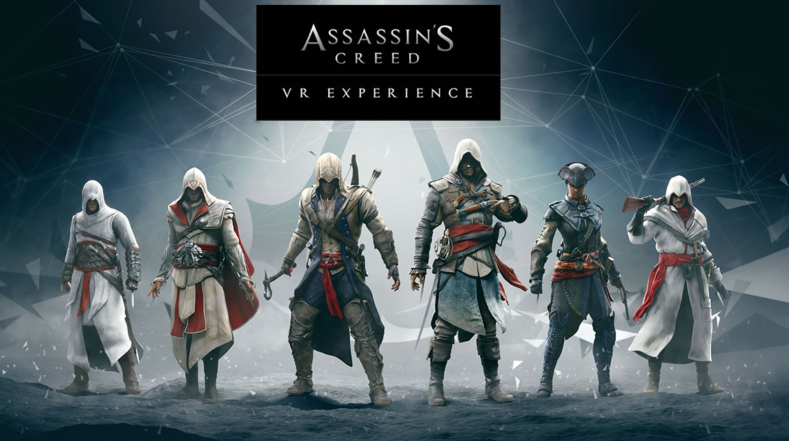 Assassin's Creed перетворили на проект віртуальної реальності