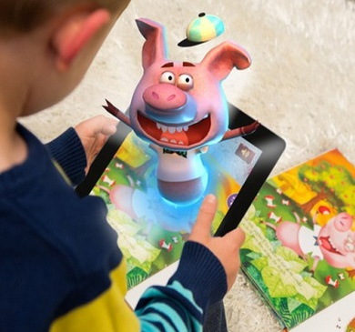 Augmented reality to change learning in classrooms