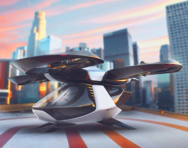 Autonomous Passenger Drone – многофункциональный беспилотник будущего