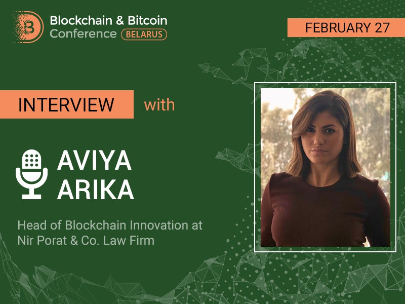 "Aviya Arika: ""When a wallet has no control over your private keys, there's nothing that's up for grabs"""