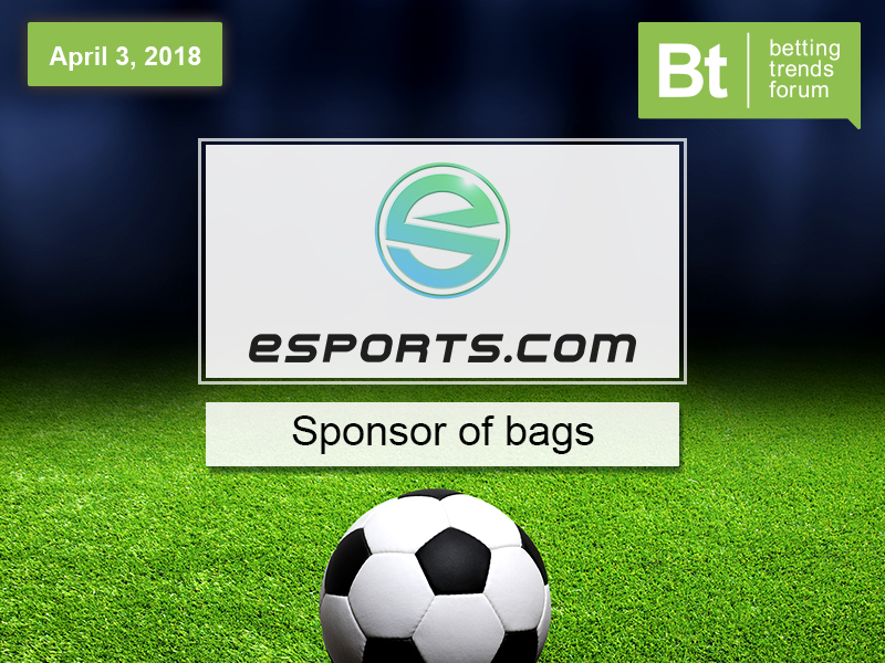 Bag sponsor of Betting Trends Forum is eSports.com: unique e-sports platform