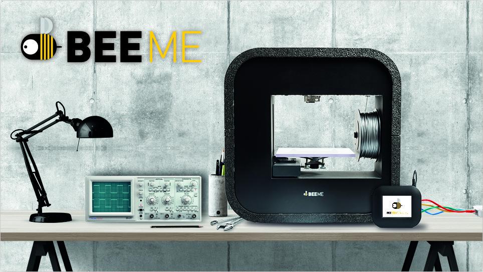 BEEVERYCREATIVE расширяет модельный ряд 3D-принтеров