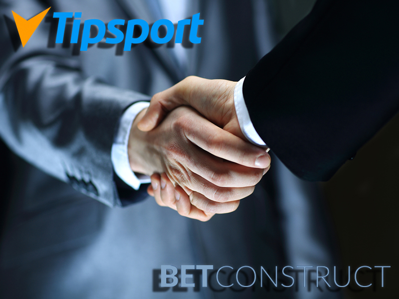 Betconstruct signed agreement with Tipsport