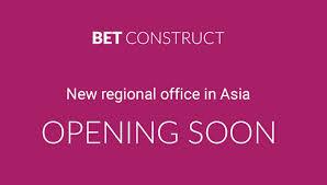BetConstruct расширяет свое присутствие в Азии через новый региональный офис