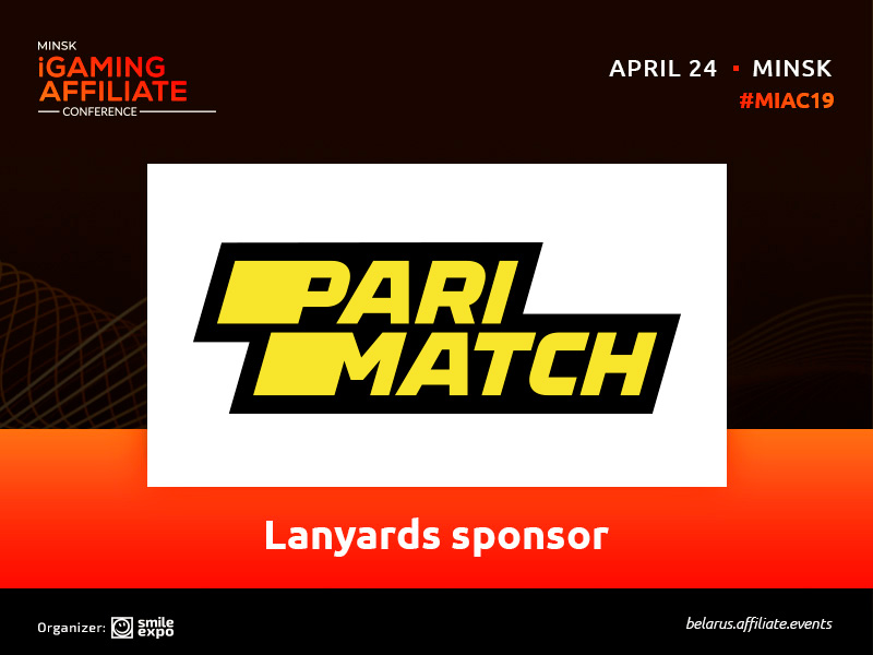 Betting company Parimatch – Sponsor of Minsk iGaming Affiliate Conference