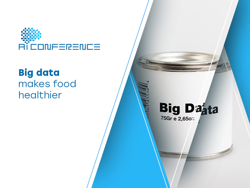 Big data makes food healthier