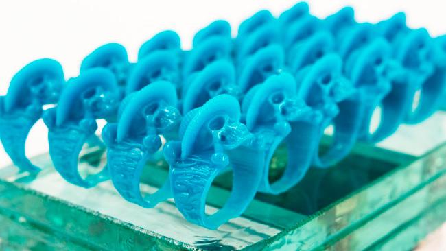 Быстрый SLA 3D-принтер