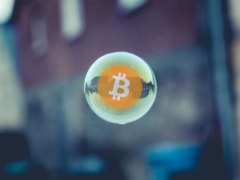 Bitcoin has been officially acknowledged the biggest financial bubble