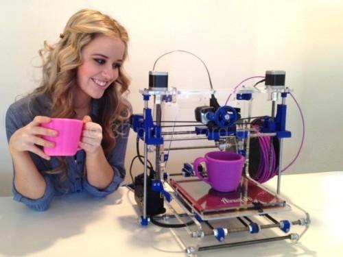 Бизнес на 3D-принтерах: учимся зарабатывать на технологиях