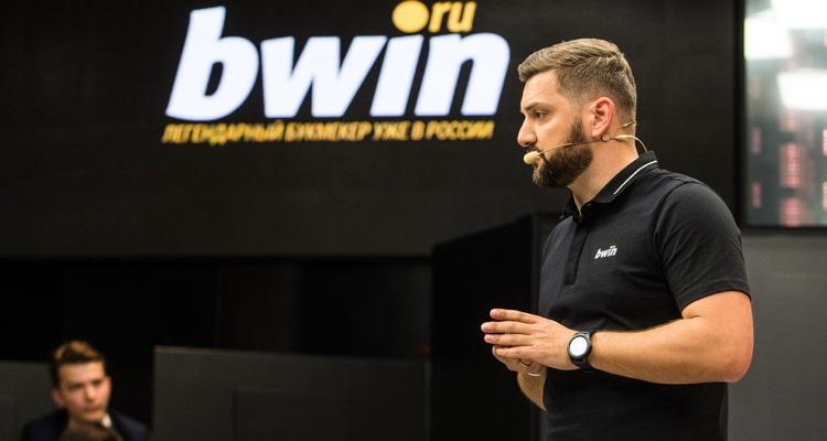 БК «Bwin Россия» подписала свое 1-е спонсорское соглашение