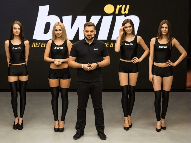 Bwin Russia gave away bonuses, opened bets and prepares new lines