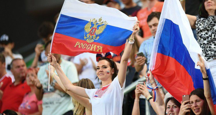 BS Fonbet will sponsor Russian national football team for 5 years