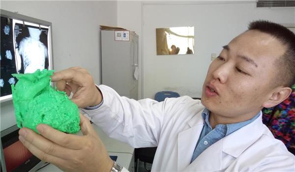 Благодаря 3D-печати сердца врачи спасли жизнь китайскому младенцу