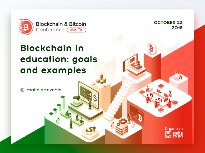 Blockchain in education: goals and examples