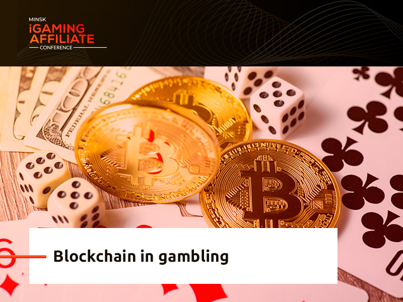 Blockchain in gambling: how decentralized online casinos work