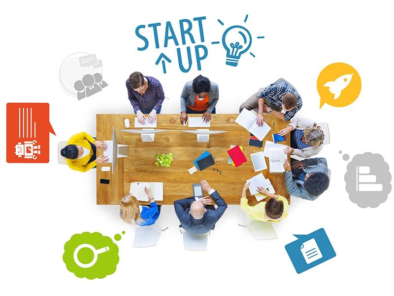 Blockchain startups in 2017