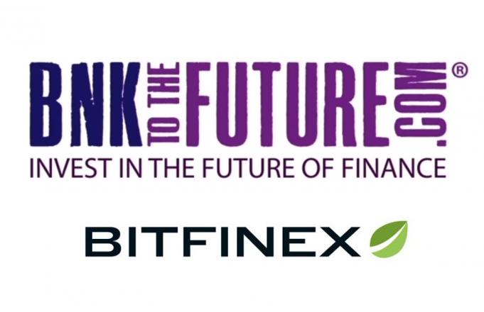 BnkToTheFuture поможет возвратить деньги клиентам Bitfinex