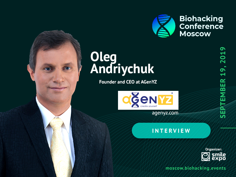 Body Purification, Normalization of pH Balance, and Nutritious Diet Improve Plenty of Human Health Indicators: Oleg Andriychuk, Founder of AGenYZ