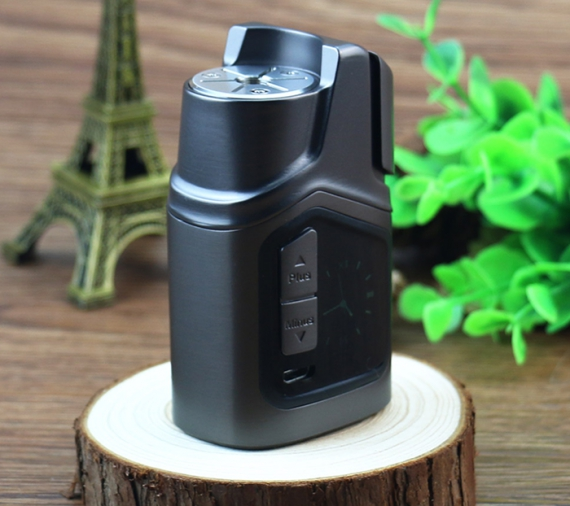 Box mod GTRS GT150 – great vaping device from two collaborating companies