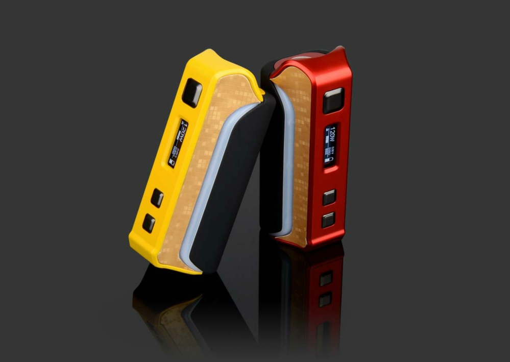 Pioneer4you IPV Velas Box Mod: quality and style