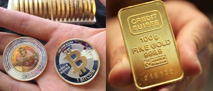 Бразилия: биткоином торгуют больше, чем золотом