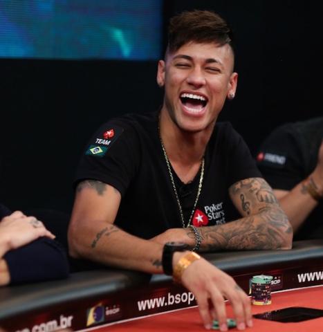 Бразилия легализует онлайн-покер благодаря футболистам