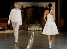 Брэдли Ротенберг представил 3D-печатные наряды на Неделе моды в Нью-Йорке