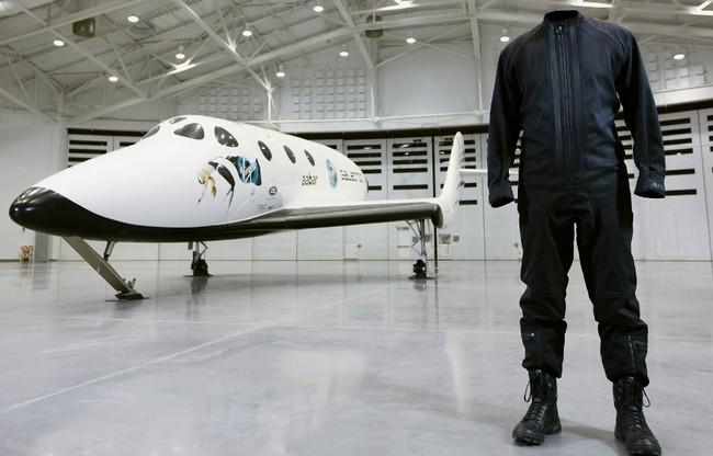 Брендовая одежда и обувь для космических туристов