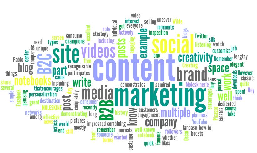 Будущее контент-маркетинга: 10 фактов, которые необходимо учитывать уже сегодня