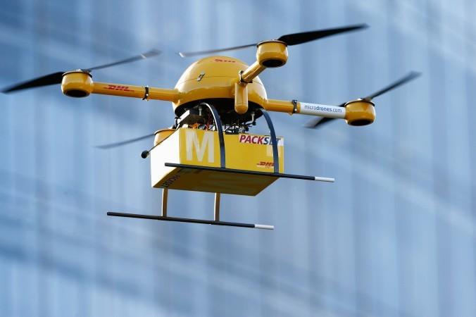 Будущее почтовых дронов в Украине