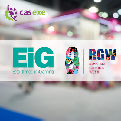 CASEXE summarized the results of the October events– EiG Berlin & RGW Sochi