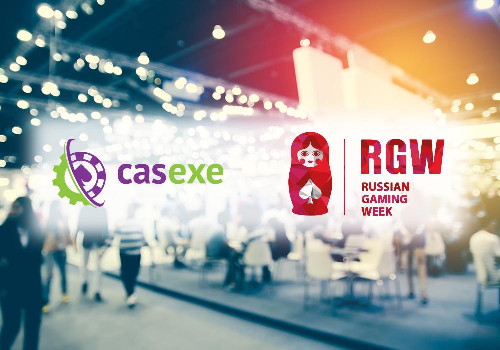 CASEXE презентует новый проект на Russian Gaming Week