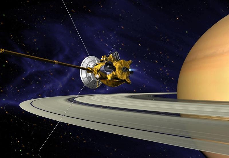 Cassini: перед финалом службы межпланетная станция сделала новое открытие